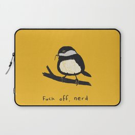 F off, Nerd Laptop Sleeve