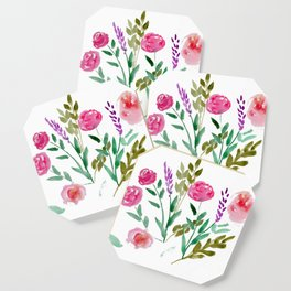 Country Bouquet Coaster