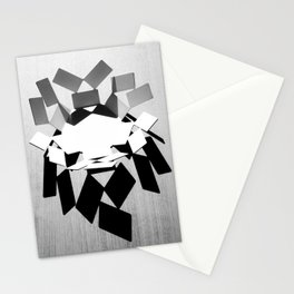 Look for a face Stationery Cards