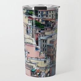 The Beautiful Riomaggiore Travel Mug