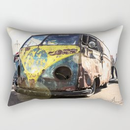 Camper Van.1 Rectangular Pillow
