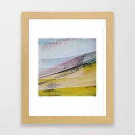 The Future is Bright Framed Art Print