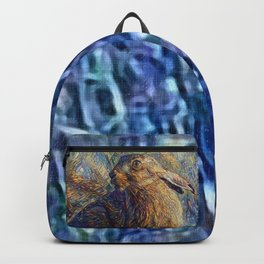 Hare Raising Backpack