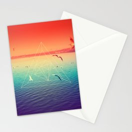 Lapse In Perception Stationery Cards