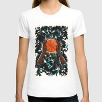 basketball T-shirts featuring  BasketBall  by Marven RELOADED