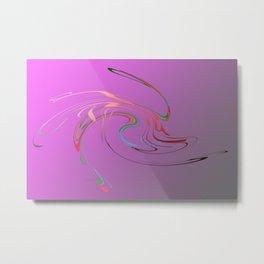Power and positive energy, 17 Metal Print