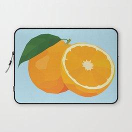 Geo Orange Laptop Sleeve