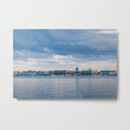The United States Naval Academy Metal Print