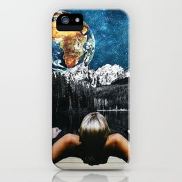 How's The Earth Today? iPhone Case