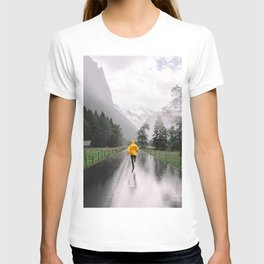 Lauterbrunnen valley T-shirt