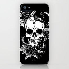 SKULL 7 iPhone Case