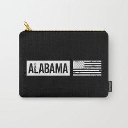 U.S. Flag: Alabama Carry-All Pouch