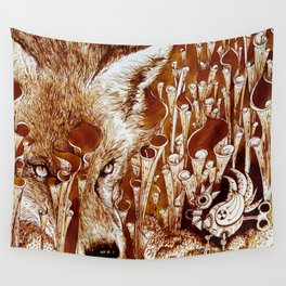 Dinner? Wall Tapestry