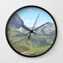 High Valley Wall Clock