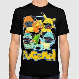 Pugemon T-shirt