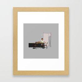 Cervezas Framed Art Print