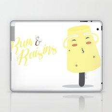 Rum and Raisins Laptop & iPad Skin