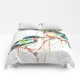Kingfishers Comforters