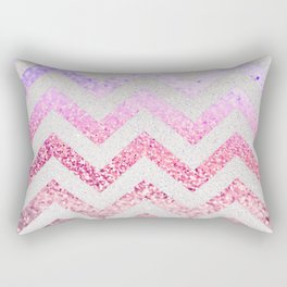 FUNKY MELON PINKBERRY Rectangular Pillow