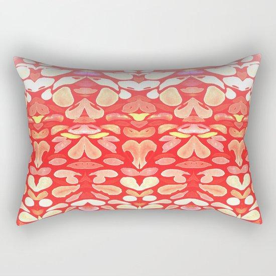 Autumn Fall Sunburn for the Summer Memories Rectangular Pillow