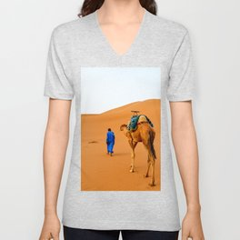 Sahara Desert Unisex V-Neck