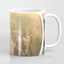 Peel sunset lll - circle graphic Coffee Mug