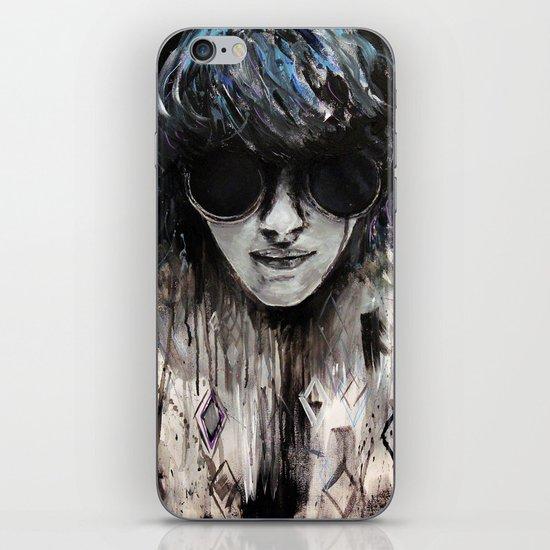 Black Mirror iPhone & iPod Skin