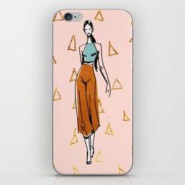 Fashion Boss iPhone Skin