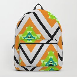 Tropical diamonds Backpack