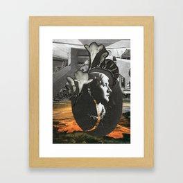 Eternal Goddess Framed Art Print