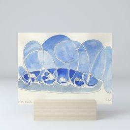 Shorebreak Mini Art Print