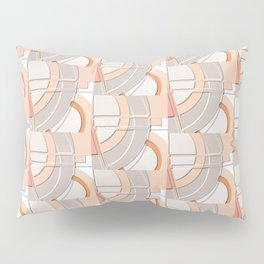 Invention Abstract Pattern Pillow Sham