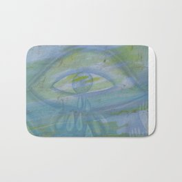 Mother's eye Bath Mat
