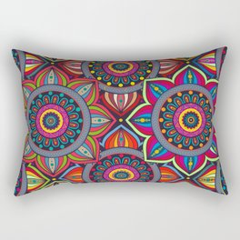 African Style No8 Rectangular Pillow