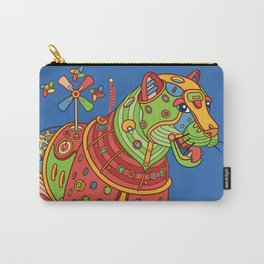 Jaguar, cool wall art for kids and adults alike Carry-All Pouch