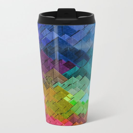 Just colors Metal Travel Mug