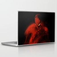sandman Laptop & iPad Skins featuring Enter Sandman by nicebleed