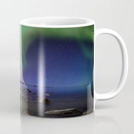 Auroral Splendour For The Vulcan Coffee Mug