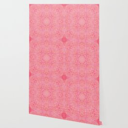 Brian's Bubbliscious Pattern (Cherry Fizz) Wallpaper
