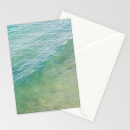 Peaceful Waves Stationery Cards