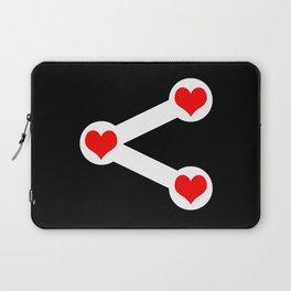 Share Love - V2 Laptop Sleeve