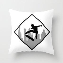 Flip Throw Pillow