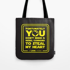 You dont need a rebel command Tote Bag