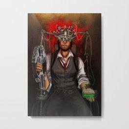 Emperor Sebastian Metal Print