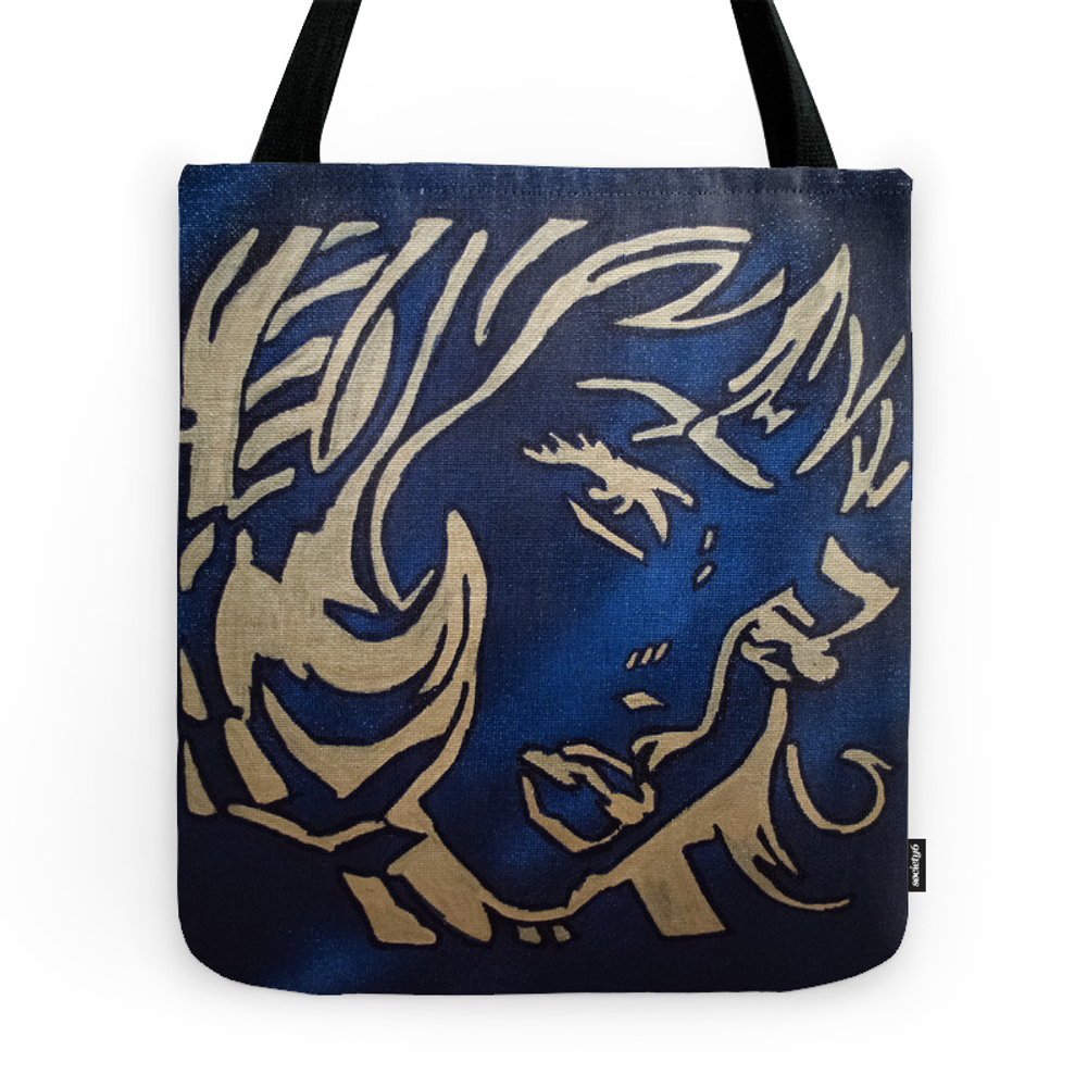 Gold Lady Tote Purse by rileyjones86 (TBG7442317) photo