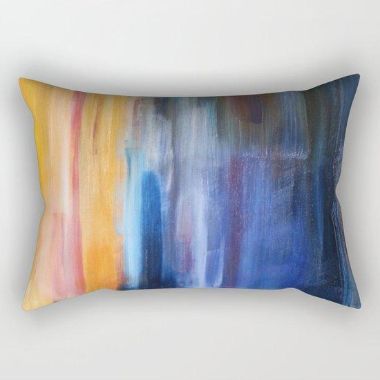Early Bird Rectangular Pillow