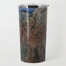 Angels Landing , Zion National Park II Travel Mug