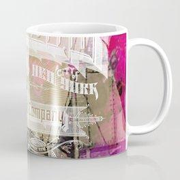 In Queens Vintage Coffee Mug