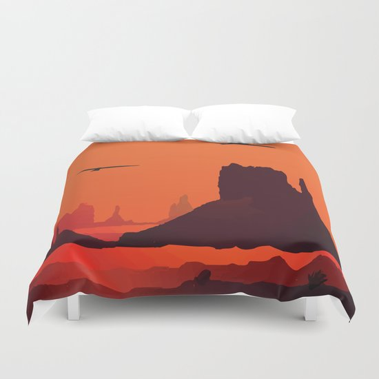 My Nature Collection No. 34 Duvet Cover