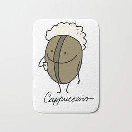 Cappuccino Bath Mat